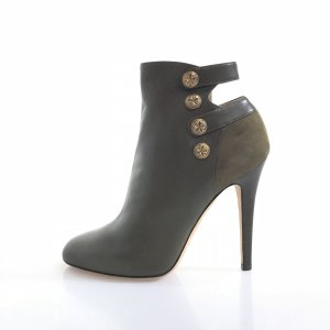 Green Jimmy Choo Boot