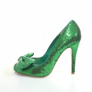 Green  Kurt Geiger High Heel