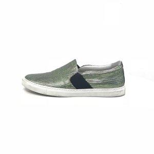 Lanvin Chaussure de travail vert