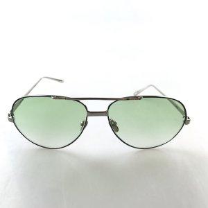 Linda farrow luxe Zonnebril groen