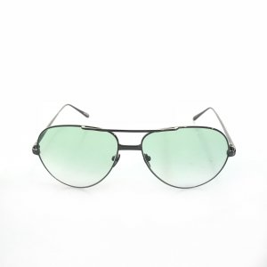 Green  Linda Farrow Sunglasses