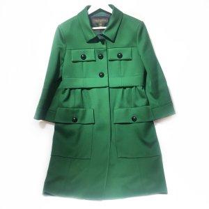 Green  Louis Vuitton Coat