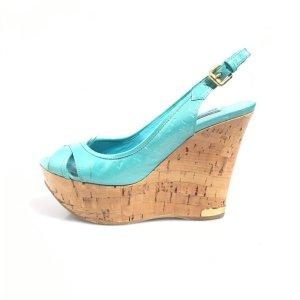 Green  Louis Vuitton High Heel