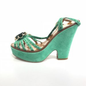 Marc Jacobs Sandals green