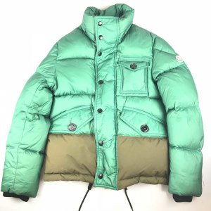 Green  Moncler Jacket