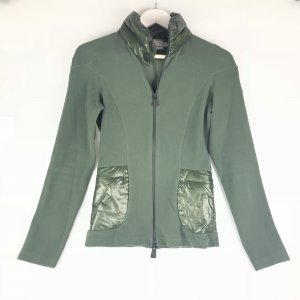 Green Moncler Trench Coat