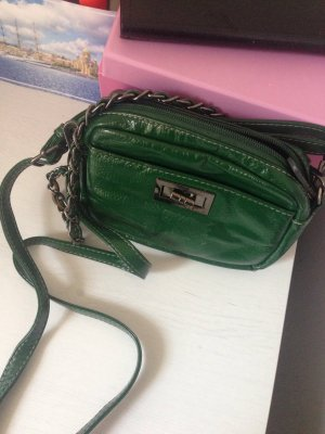 Green Picard small cross body bag