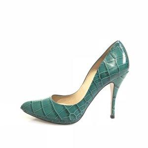 Green  Pura Lopez High Heel
