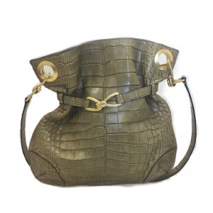 Green  Roberto Cavalli Shoulder Bag