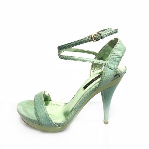 Green  Sergio Rossi High Heel