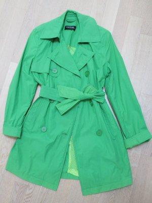 Betty Barclay Trenchcoat multicolore coton