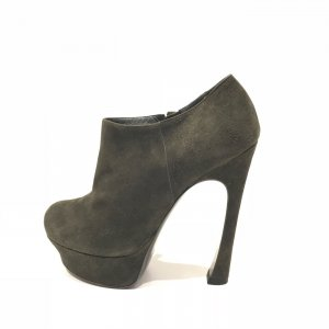 Green Yves Saint Laurent High Heel