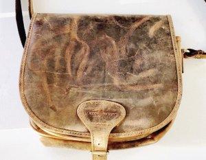 GREENBURRY Lederhandtasche aus Rindsleders