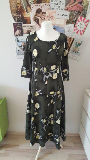 Greenery Vintage Kleid