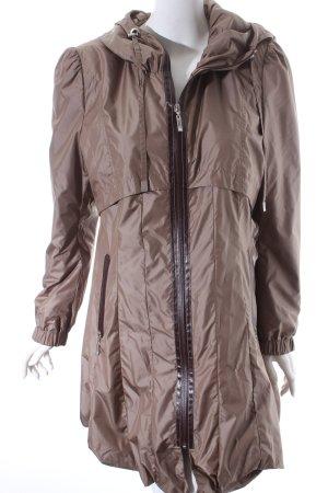Greenstone Between-Seasons-Coat grey brown casual look
