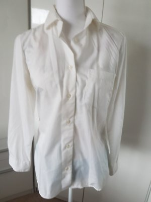 Greiff Cuello de blusa blanco