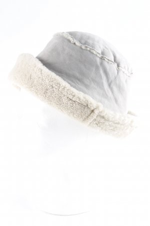 Grevi Fur Hat slate-gray fluffy