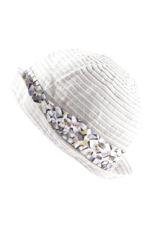 Grevi Bucket Hat striped pattern casual look