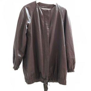 Grey  Alberta Ferreti Trench Coat