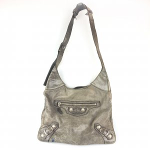 Grey  Balenciaga Cross Body Bag