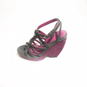 Balenciaga Sandalen met hoge hakken grijs