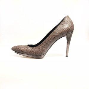 Balenciaga Sandalo con tacco alto grigio