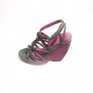 Grey  Balenciaga High Heel