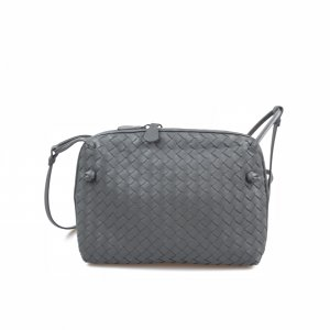 Grey  Bottega Veneta Cross Body Bag