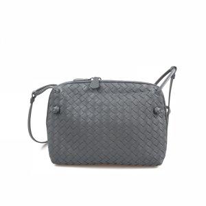Grey  Bottega Veneta Cross Body Bag