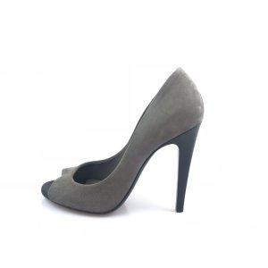 Grey  Bottega Veneta High Heel