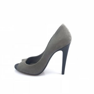 Grey  Bottega Veneta High Heel