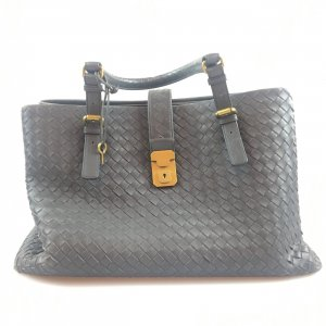 Grey  Bottega Veneta Shoulder Bag