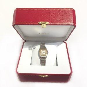 Grey  Cartier Watch
