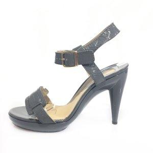 Grey  Chloe High Heel