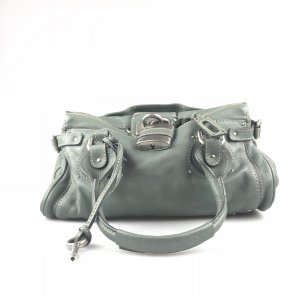 Grey  Chloe Shoulder Bag