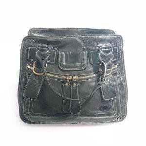 Grey  Chloe Shoulder Bag