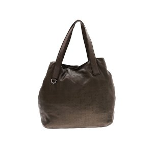 Grey  Coccinelle Shoulder Bag