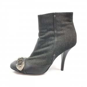 Grey  Dior Boot