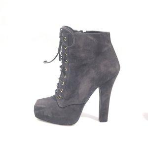 Grey  Dolce & Gabbana Boot