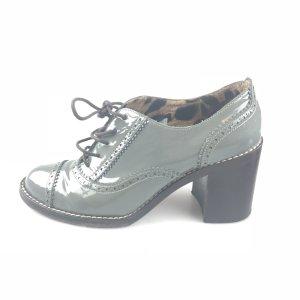 Dolce & Gabbana Zapatos estilo Oxford gris