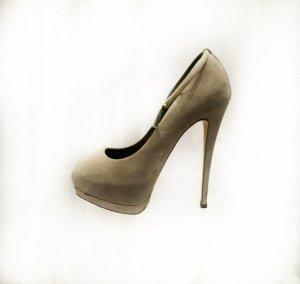 Grey  Giuseppe Zanotti High Heel