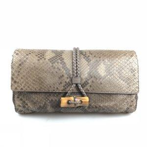Grey  Gucci Clutch