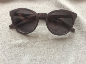 Grey Hipster Sunglasses