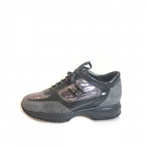 Grey  Hogan Sneaker