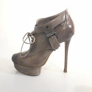 Grey  Le Silla High Heel