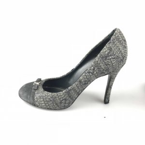 Grey  Louis Vuitton High Heel
