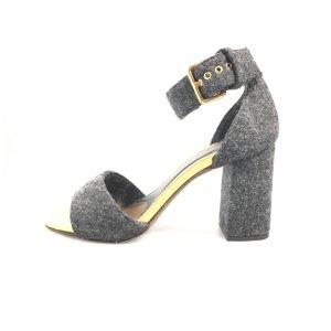 Grey  Marni High Heel