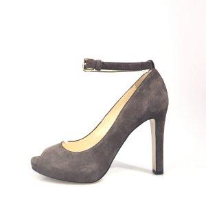 Grey  Max Mara High Heel