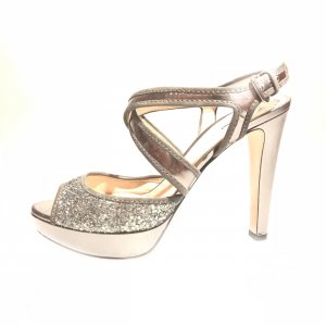 Grey  Miu Miu High Heel