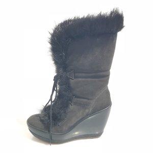 Grey  Moncler Boot